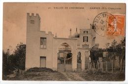 78 - VALLÉE DE CHEVREUSE . GARNES . LA CHÂTAIGNERAIE - Réf. N°4276 - - Chevreuse