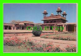 FATEHPUR-SIKRI, INDIA - DIWAN-i-KHAS - AJOOBA CARDS - - Inde