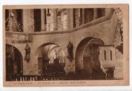 68 - OTTMARSHEIM . INTÉRIEUR DE L'ÉGLISE (BAS CHOEUR) - Réf. N°4279 - - Ottmarsheim