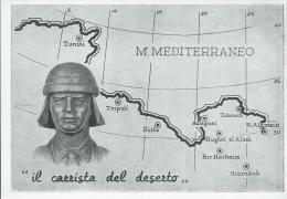 CASERTA-IL CARRISTA  DEL DESERTO- 1  OTTOBRE 1962 - NUOVA - Militaria