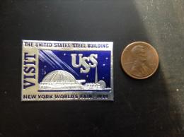 US, 1939 New York World's Fair - Visit USS, The U.S. Steel Building - United States