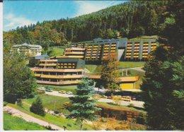 Bad Rippoldsau Kurklinik Mit Kurmittelhaus - Bad Rippoldsau - Schapbach