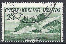 COCOS - 2/3 Oiseau Oblitéré TTB - Cocos (Keeling) Islands