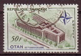 FRANCE - 1959 - YT N° 1228  - Oblitéré - - France