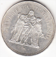 FRANCIA 1979 50 FRANCOS.NUEVA.PLATA 30 GR. SIN CIRCULAR VER FOTO .CN 1148 - Francia