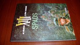 XIII 4 Spads William Vance Jean Van Hamme Dargaud Édition 1998 - XIII