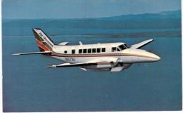 Thème -  Avion - Mary Jayne´s RS 463 - Air Vermont Breech C 99 -  Format 8.5*13.5  Cm - 1946-....: Moderne