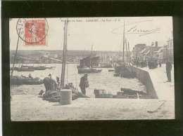 29 Camaret Le Port édit. G.B. Environs De Brest , Animée Bateaux De Pêche - Camaret-sur-Mer