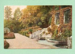 CPA  ALLEMAGNE  -  NEUSS A. Rh.  -  13  Partie Im Rosengarten  ( En 1921 ) - Neuss