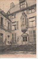 CPA 10 Aube - TROYES - Hôtel Des Ursins Rue Champeaux - Troyes