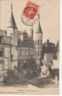 CPA 10 Aube - TROYES - Hôtel De VAULISANT - Troyes