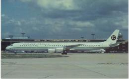 Thème -  Avion - Mary Jayne´s RS 1126 - Translift Airways - Douglas DC 8 71  -  Format 8.5*13.5  Cm - 1946-....: Moderne