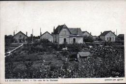 18 - LA GUERCHE - UN COIN DE LA GARENNE - La Guerche Sur L'Aubois