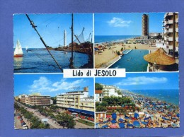 Z - Italie - LIDO DI JESOLO - Multivues - Au Verso Timbre Et Marcophilie - Veneto Venice - Venezia