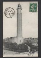 DF / 62 PAS DE CALAIS / CALAIS / LE PHARE / CIRCULÉE EN 1911 - Lighthouses
