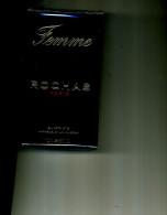 BOITE EAU DE  TOILETTE FEMME DE ROCHAS 100 ML - Fragrances