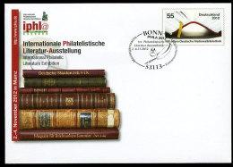 29601) BRD - GS-Umschlag USo ? - EVST OO Gestempelt - IPHILA´2012 Ausgabe: 2.11.2012 - [7] Federal Republic
