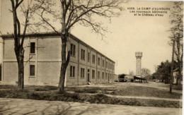 72-LE MANS-Camp D´Auvours-Les Nouveaux Batiments Et Le Chateau D´Eau - Châteaux D'eau & éoliennes