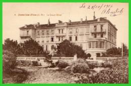 -JUAN -les-PINS - (A.M.) Le Grand Hôtel (recto Verso) - Antibes