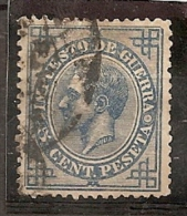 ESPAÑA 1876 - Edifil #183ec - VFU Error De Color (Solo Existe En Usado) - Usados