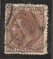 ESPAÑA 1879 - Edifil #203 - VFU - Usados