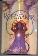 "NOVEL: ""THE ROPEMAKER"" WRITTEN BY PETER DICKINSON. HARDCOVER. GECKO."