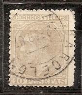 ESPAÑA 1879 - Edifil #209 - VFU - Usados
