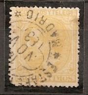 ESPAÑA 1879 - Edifil #206 - VFU - Usados