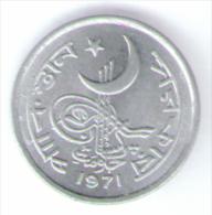 PAKISTAN PAISA 1971 - Pakistan