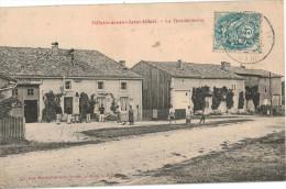 Carte Postale Ancienne De VILLOTTE DEVANT SAINT MIHIEL - Sonstige Gemeinden