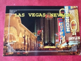 USA. Las Vegas. Downtown -> Spain. Espãna - Las Vegas