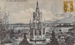 Genève - Monument Brunswick - GE Ginevra
