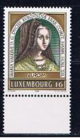 L Luxemburg 1996 Mi 1390 Mnh Maria Von Burgund - Luxemburgo