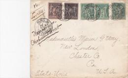 Lettre De Zagreb En Recommandée Par Avion Pour Vienne Et Censurée 1941 - 1921-1960: Modern Period