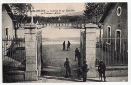 Chambéry, Casernes Du 13e Bataillon De Chasseurs Alpins, 1916, éd. Raynaud - Chambery