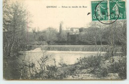 QUISSAC  - Ecluse Au Moulin Du Bosc. - Quissac