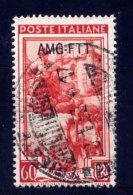 Triest A  Nr.135          O  Used       (018) - 7. Triest
