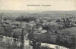 Eure -  Ref  K 615  - Acquigny - Vue Générale - Carte Bon état - - Acquigny