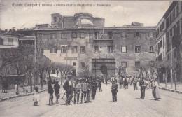 Monte Compatri-castelli Romani-municipio -viaggiata-animata-super - Italië