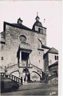 """France:12.aveyron. St Geniez D'olt.""""l'eglise Paroissiale"""" - Francia"""