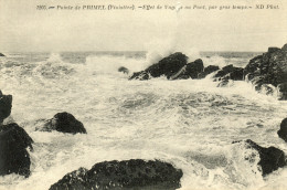 T . CPA  POINTE  DE  PRIMEL - Primel