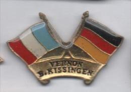 Ville De Vernon , Jumelage Avec Kissingen , Drapeau , Eure - Cities
