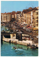Sète    Lot 2 Cartes   La Venise Du Languedoc & Le Port - Sete (Cette)