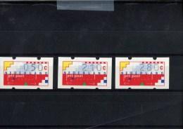 NEDERLAND ATM FRAMA  POSTFRIS MINT NEVER HINGED ¨POSTFRISCH EINWANDFREI MICHEL  1 VS 6 - Autres