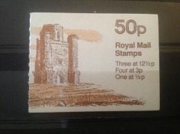 Engeland - Postfris /  MNH Boekje/Booklet Koningin Elizabeth 1982 - Libretti