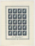 Liechtenstein Michel No. 172 ** postfrisch Bogen gefaltet
