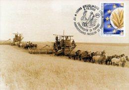 [MD0025] UNIVERSITA´ DEGLI STUDI DI TORINO - ANNIVERSARIO FACOLTA´ DI AGRARIA - CON ANNULLO 8.10.2005 - Agricoltura