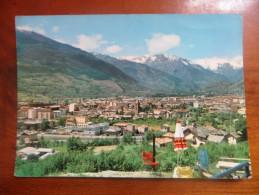 Aosta - Au Fond Du Glacier Rutor, Sfondo Ghiacciaio Del Rutor - Italië