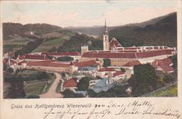Gruss Aus Heiligenkreuz WIENERWALD (Lower Austria), Austria, PU-1901 - Austria