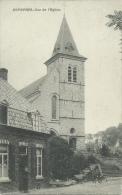 Spier / Espierres - Vue De L'Eglise - 1912 ( Verso Zien ) - Espierres-Helchin - Spiere-Helkijn